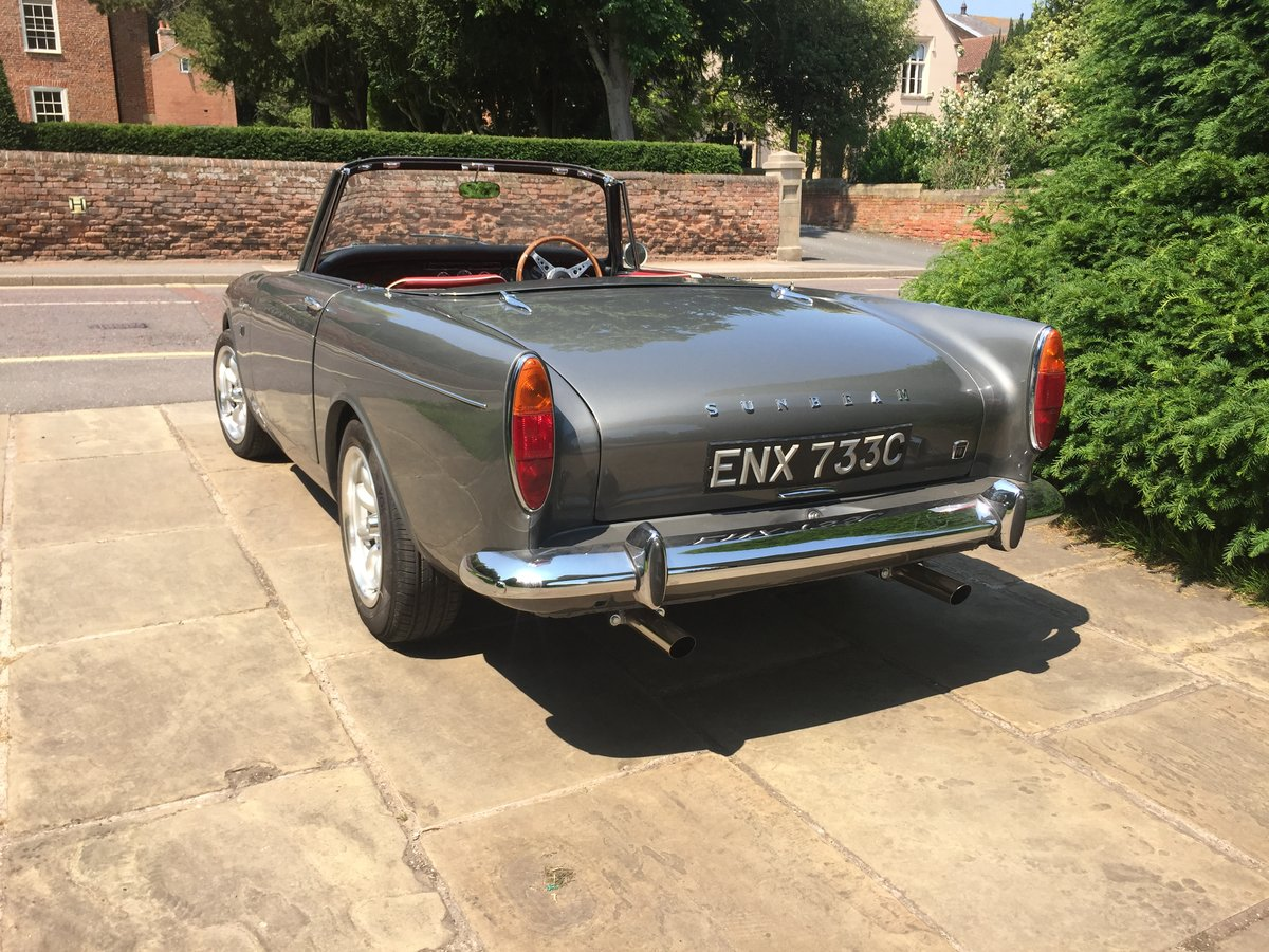 1965 SUNBEAM V8 Tiger For Sale (picture 6 of 6)