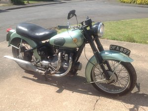 1955 SUNBEAM S8 PROJECT - SOLD AND AWAITING COLLECTION