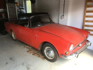 1968 Sunbeam Alpine series 5
