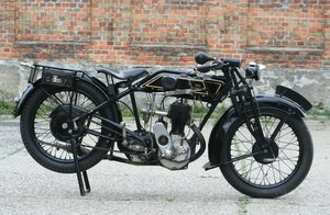 1928 Sunbeam Model 6 500cc Longstroke