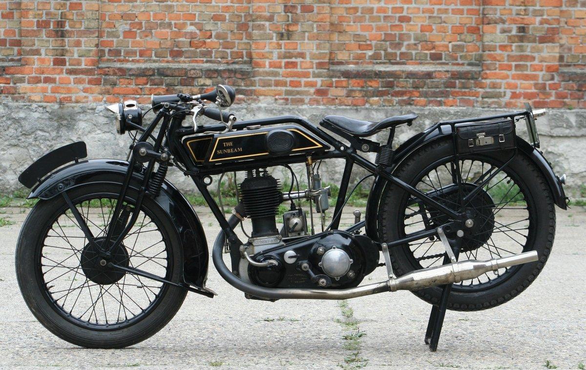 1928 Sunbeam Model 6 500cc Longstroke For Sale (picture 4 of 6)