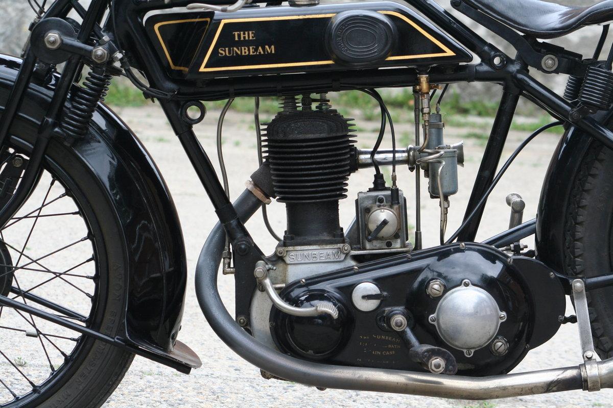 1928 Sunbeam Model 6 500cc Longstroke For Sale (picture 5 of 6)