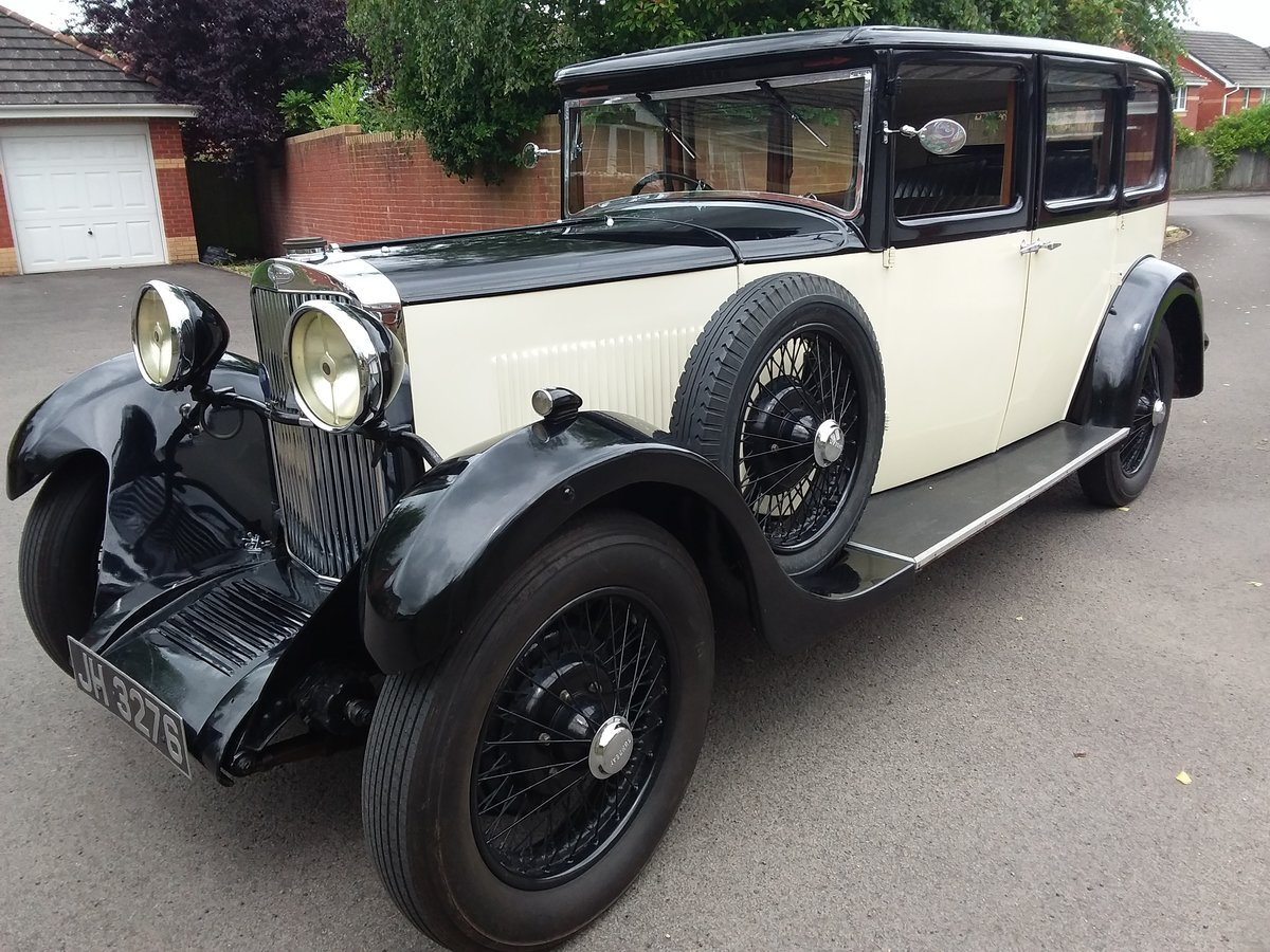 1932 Sunbeam 18.2 saloon For Sale (picture 1 of 6)