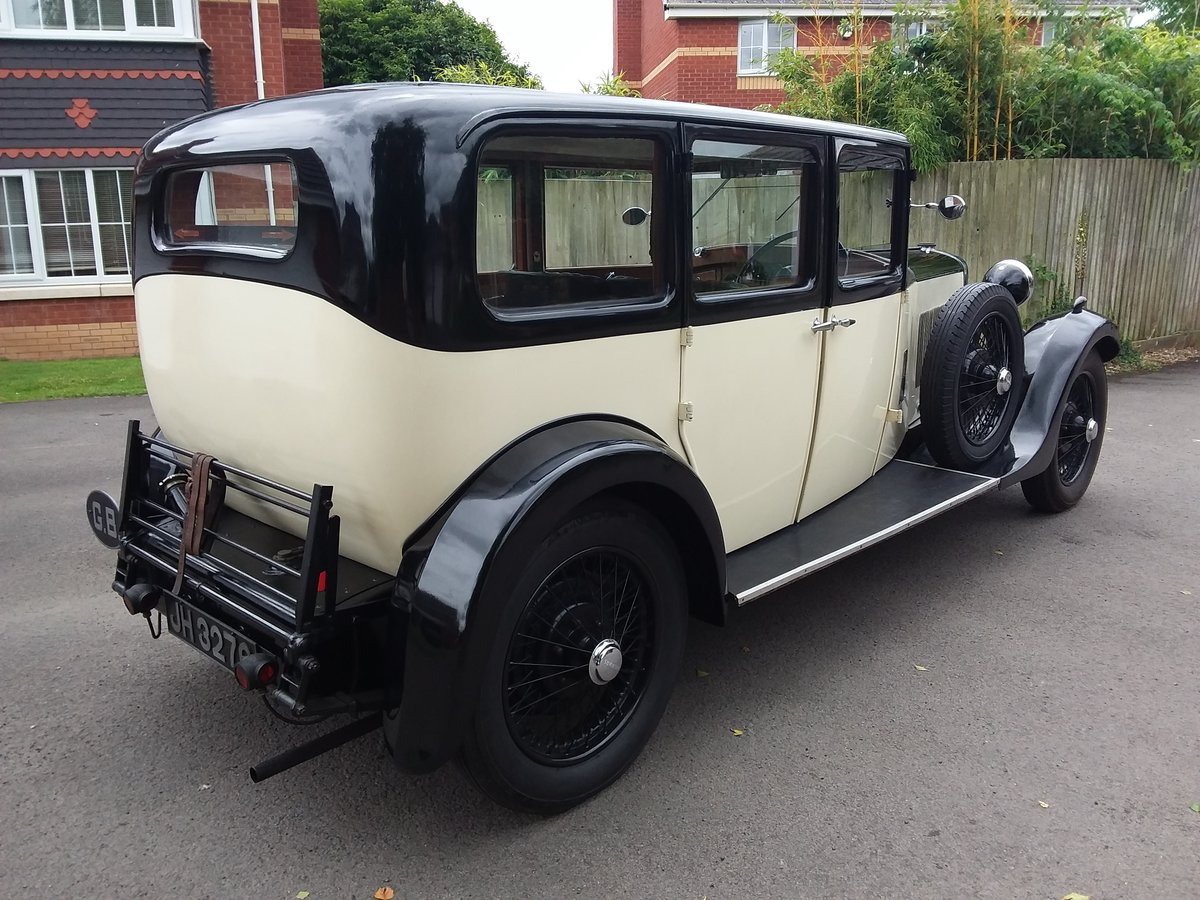 1932 Sunbeam 18.2 saloon For Sale (picture 2 of 6)