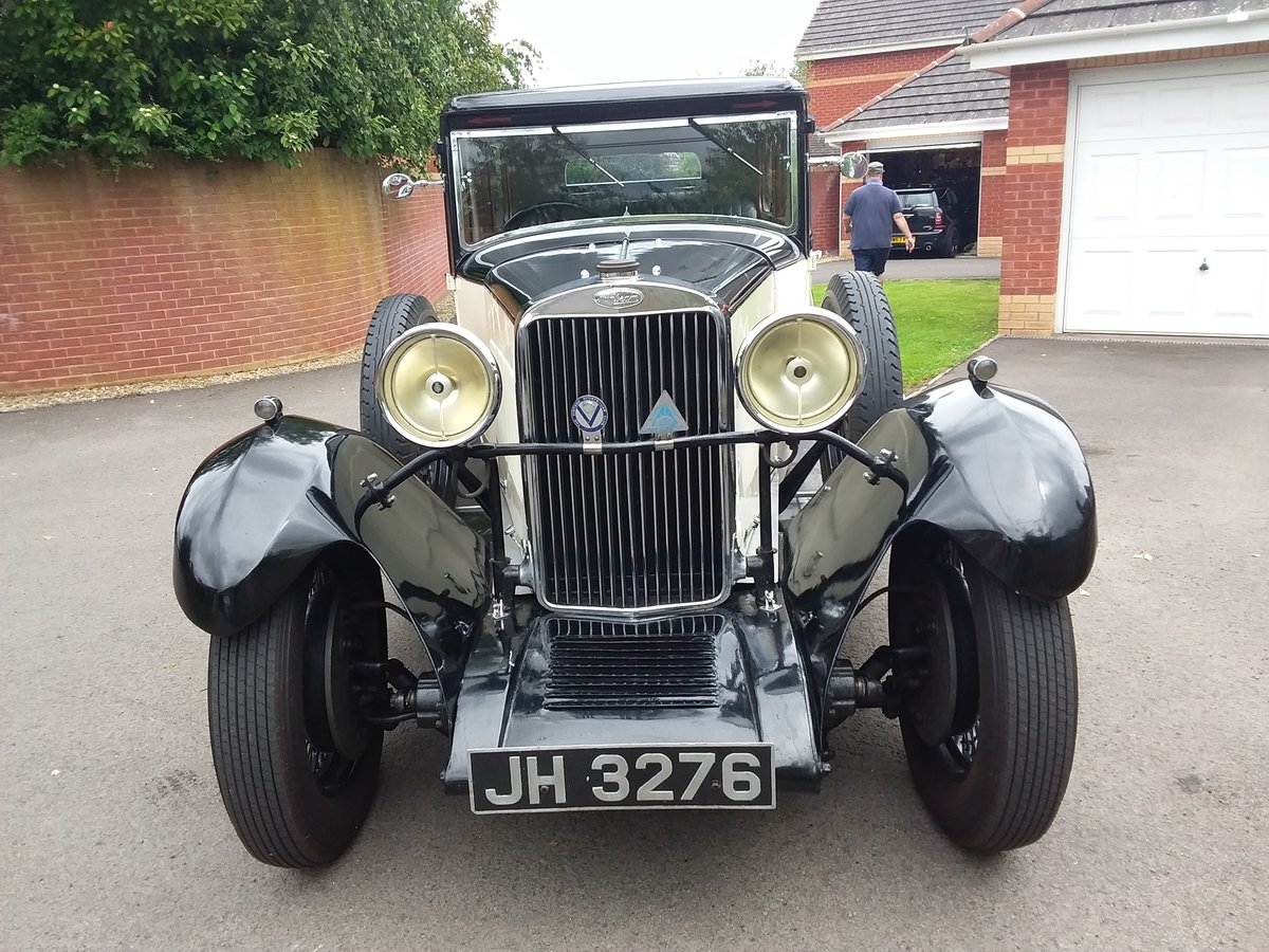 1932 Sunbeam 18.2 saloon For Sale (picture 3 of 6)