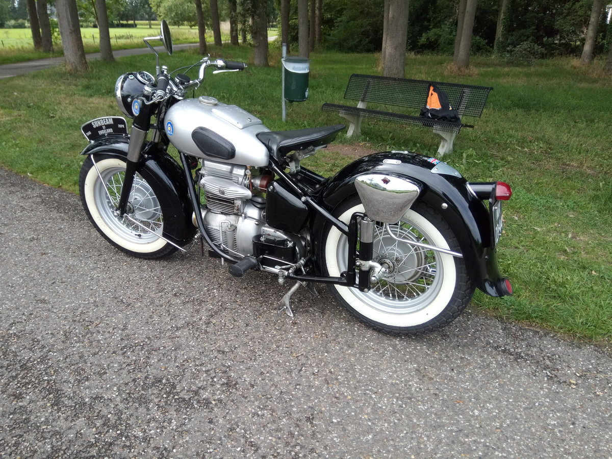 1948 Sunbeam S7  For Sale (picture 3 of 6)