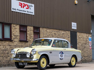 Picture of 1956 MK1 Sunbeam Rapier Rally Car For Sale