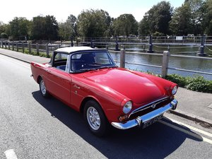 1965 Sunbeam Alpine series 4