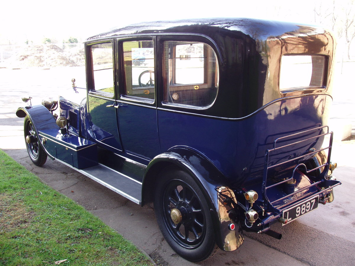 1921 Sunbeam 24 hp limousine by Cunard For Sale (picture 2 of 6)