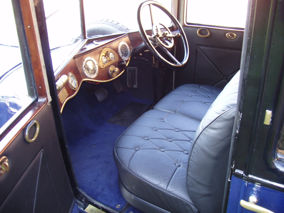 1921 Sunbeam 24 hp limousine by Cunard For Sale (picture 3 of 6)