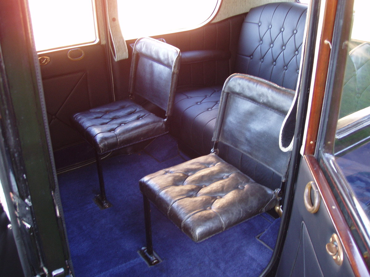 1921 Sunbeam 24 hp limousine by Cunard For Sale (picture 4 of 6)