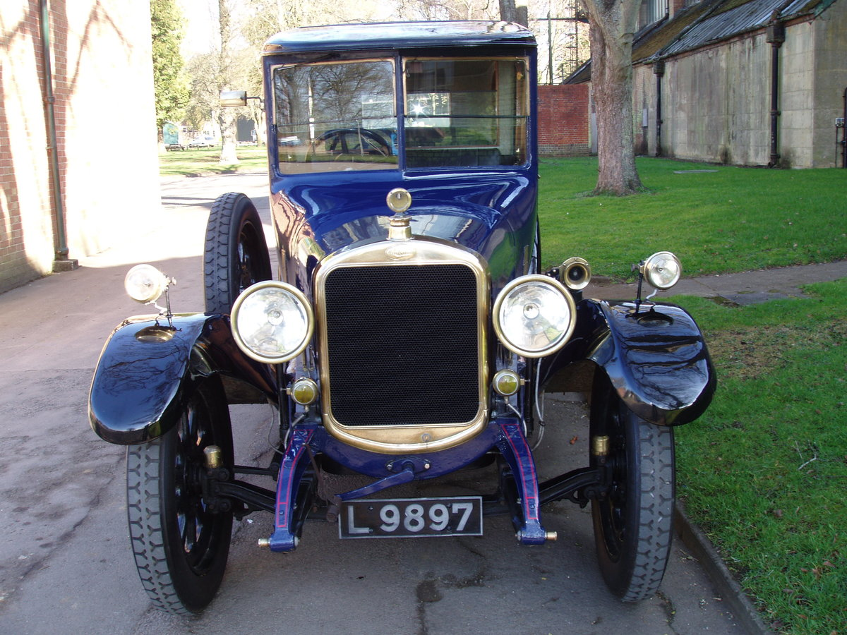1921 Sunbeam 24 hp limousine by Cunard For Sale (picture 5 of 6)