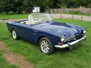 1967 SUNBEAM TIGER/ALGER. STUNNING CAR. 5 LITRE  320bhp SOLD