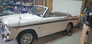 1962 sunbeam rapier series 3a convertible project