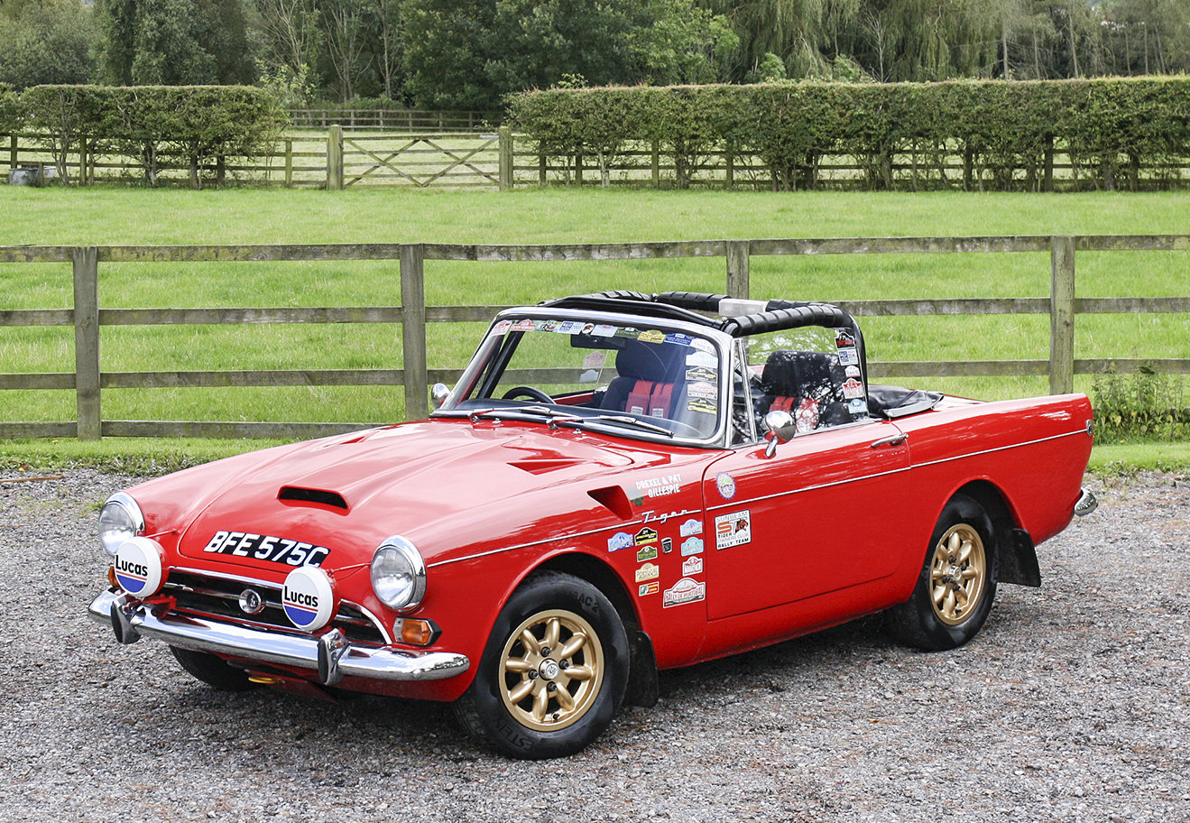 1965 Sunbeam Tiger **NOW SOLD** For Sale (picture 1 of 6)