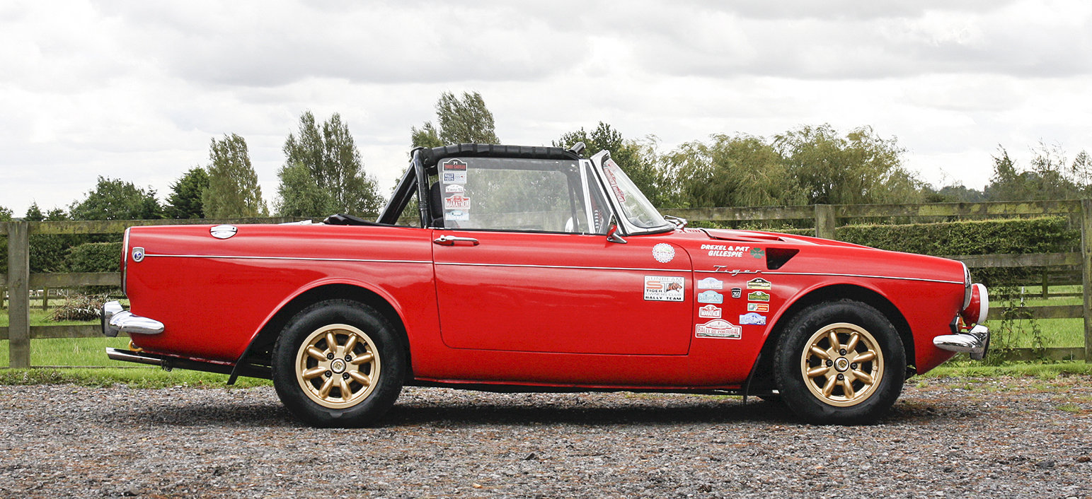 1965 Sunbeam Tiger **NOW SOLD** For Sale (picture 2 of 6)