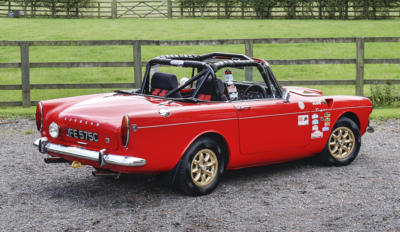 1965 Sunbeam Tiger **NOW SOLD** For Sale (picture 3 of 6)