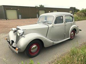 1947 Sunbeam-Talbot Ten Sports Saloon