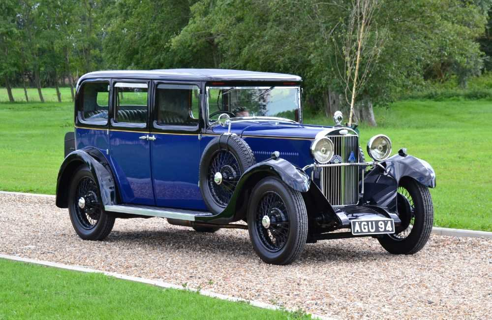 1933 Sunbeam 16 (18.2) Saloon  For Sale (picture 1 of 6)
