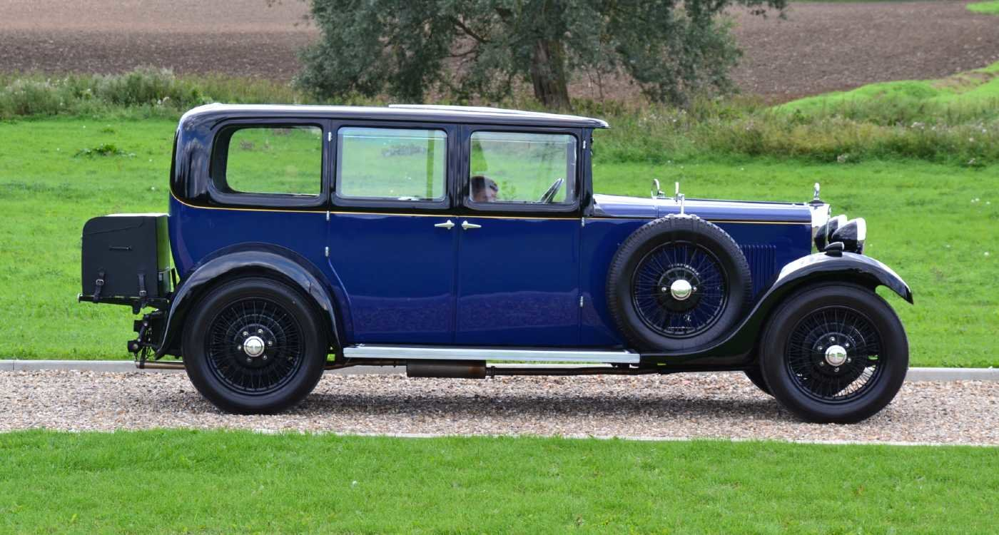 1933 Sunbeam 16 (18.2) Saloon  For Sale (picture 2 of 6)