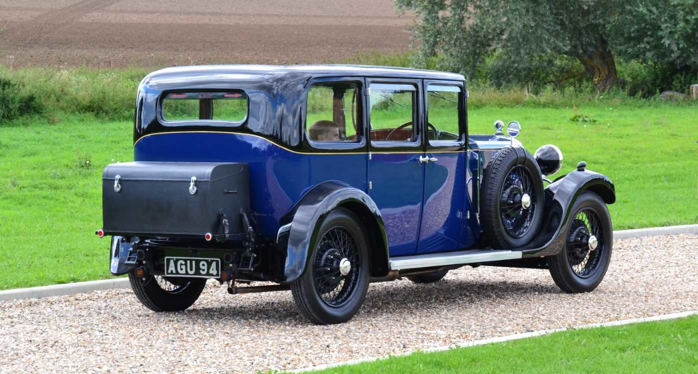 1933 Sunbeam 16 (18.2) Saloon  For Sale (picture 3 of 6)