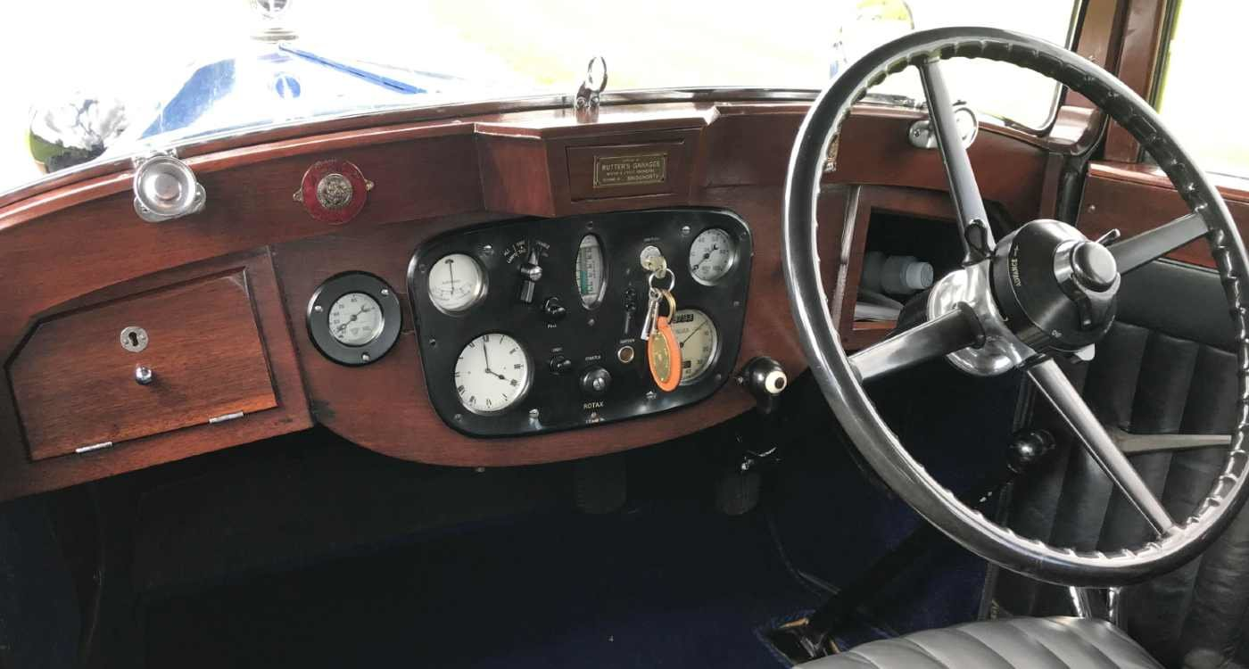 1933 Sunbeam 16 (18.2) Saloon  For Sale (picture 4 of 6)