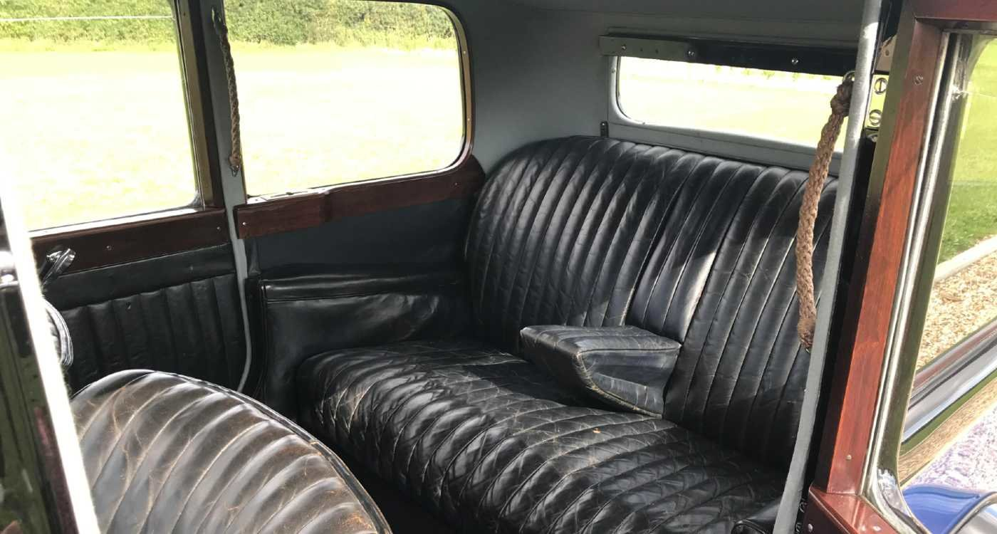 1933 Sunbeam 16 (18.2) Saloon  For Sale (picture 5 of 6)