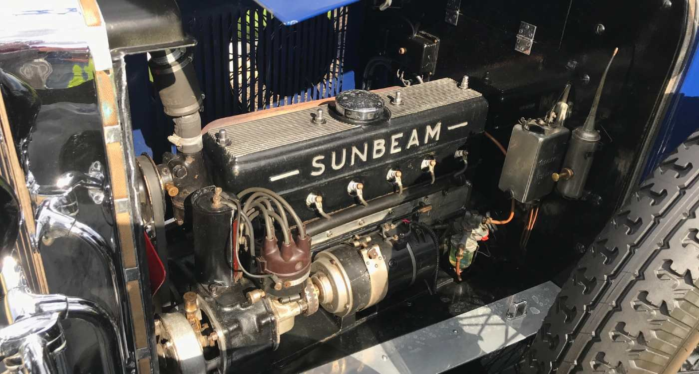 1933 Sunbeam 16 (18.2) Saloon  For Sale (picture 6 of 6)