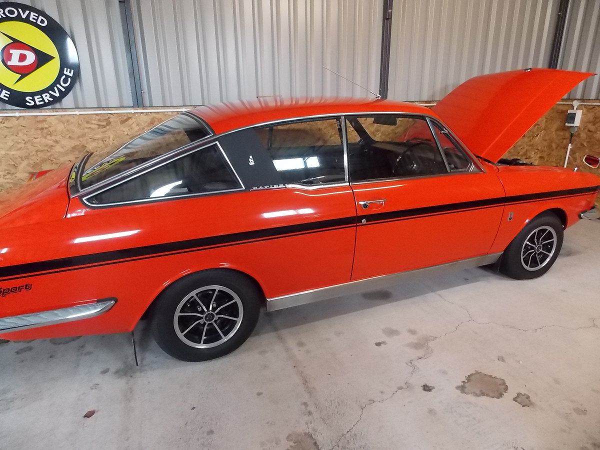 1973 Imaculate sunbeam rapier h120. For Sale (picture 1 of 6)