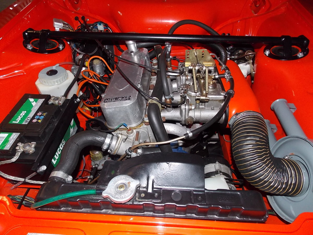 1973 Imaculate sunbeam rapier h120. For Sale (picture 3 of 6)