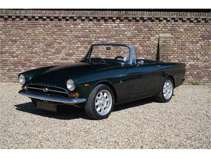 Sunbeam Tiger I Lovely example, V8-engine