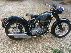 Part Restored Classic 1951 Sunbeam S8