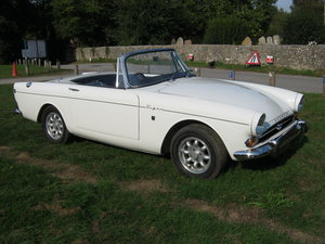 1966 SUNBEAM TIGER Mk1. OVER £100K SPENT ON RESTORATION. For Sale