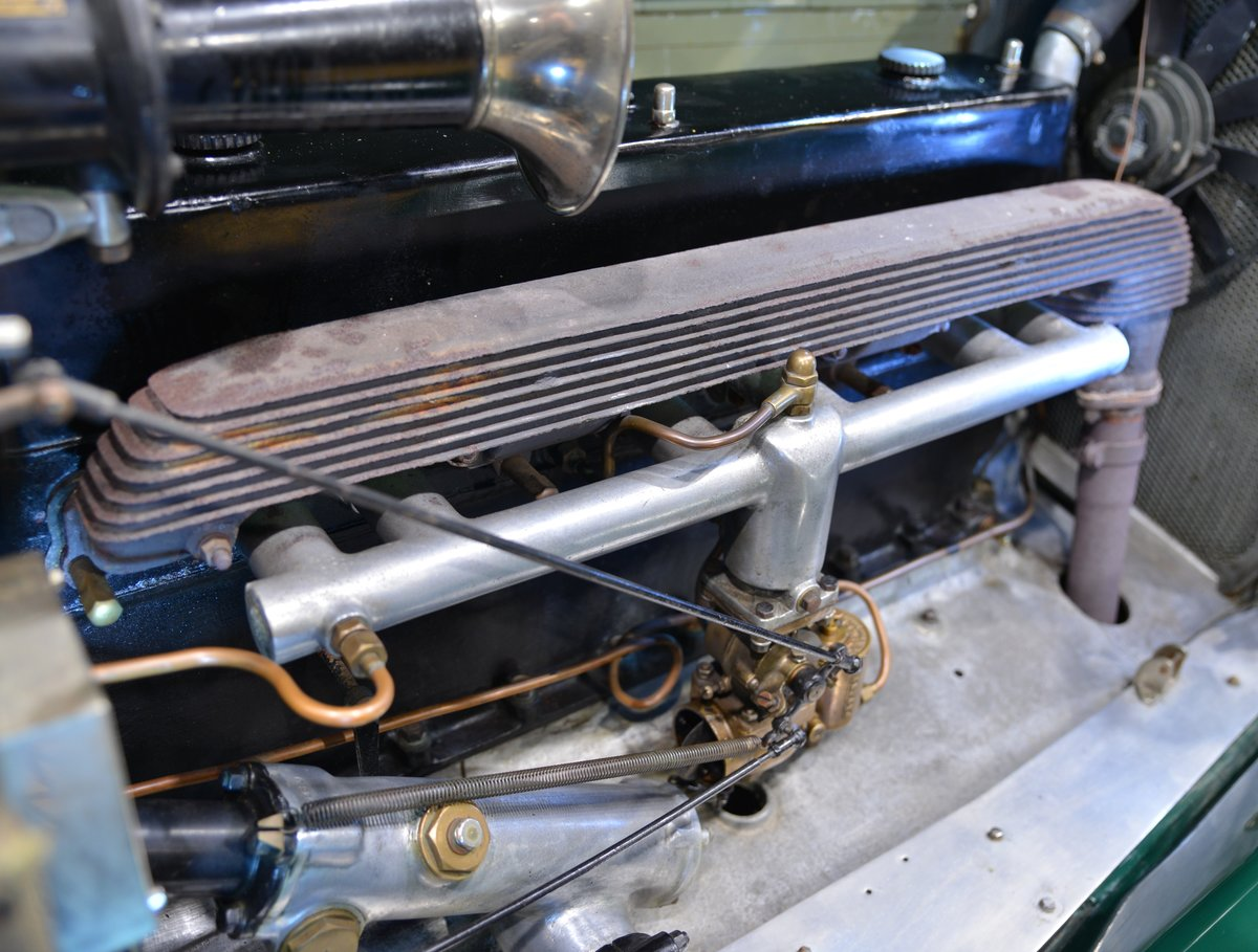 1925 SUNBEAM 20/60 SHORT CHASSIS SUPER SPORT DHC For Sale (picture 6 of 6)