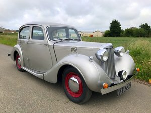 1947 Sunbeam-Talbot Ten Sports Saloon. Exch or
