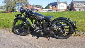 1936 Sunbeam Model 9 Sport for sale