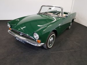 Sunbeam Alpine Cabriolet 1964 British Racing Green