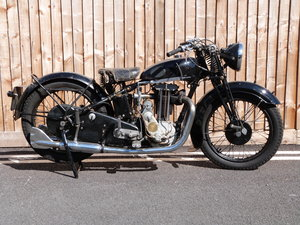 1935 Sunbeam Model 9 500cc OHV