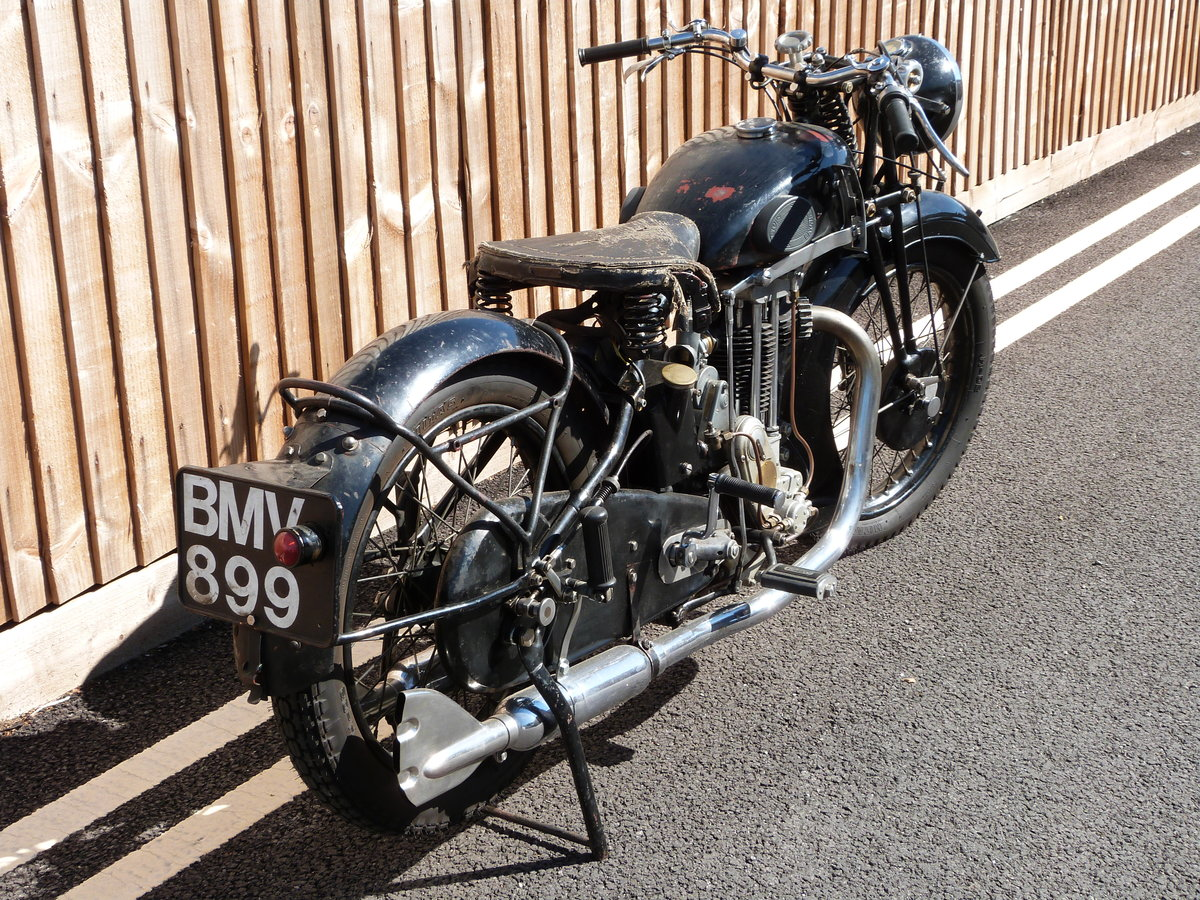 1935 Sunbeam Model 9 500cc OHV For Sale (picture 2 of 6)
