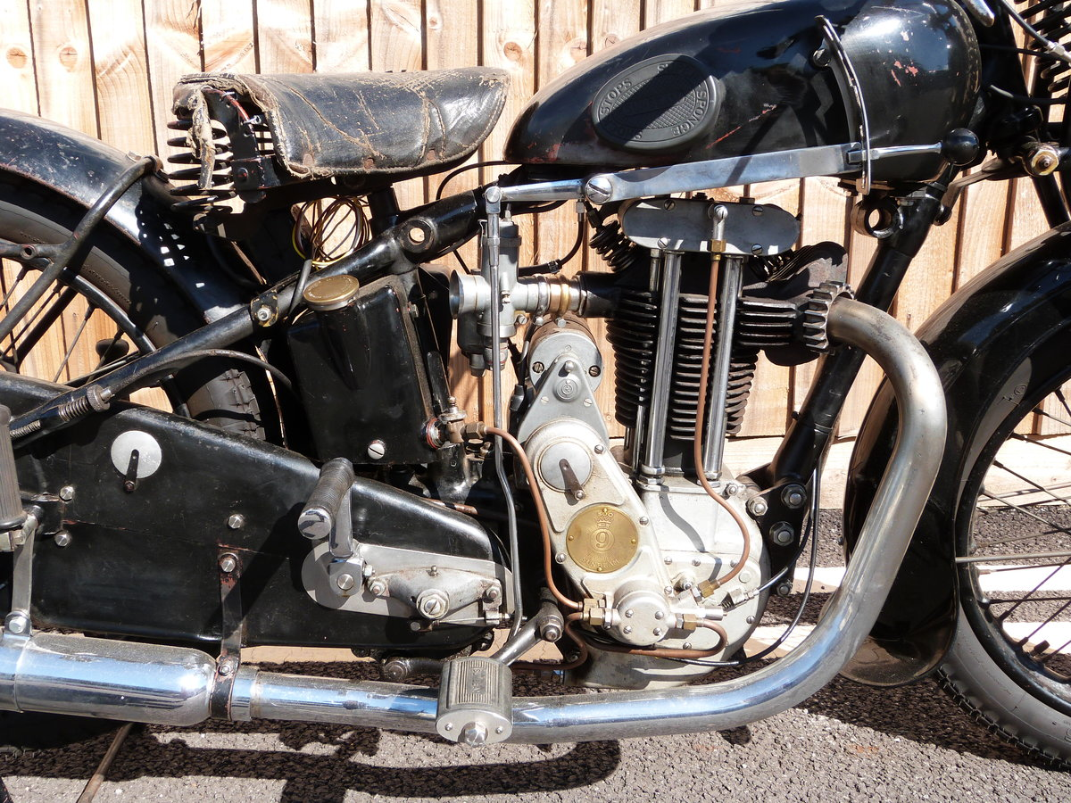 1935 Sunbeam Model 9 500cc OHV For Sale (picture 3 of 6)