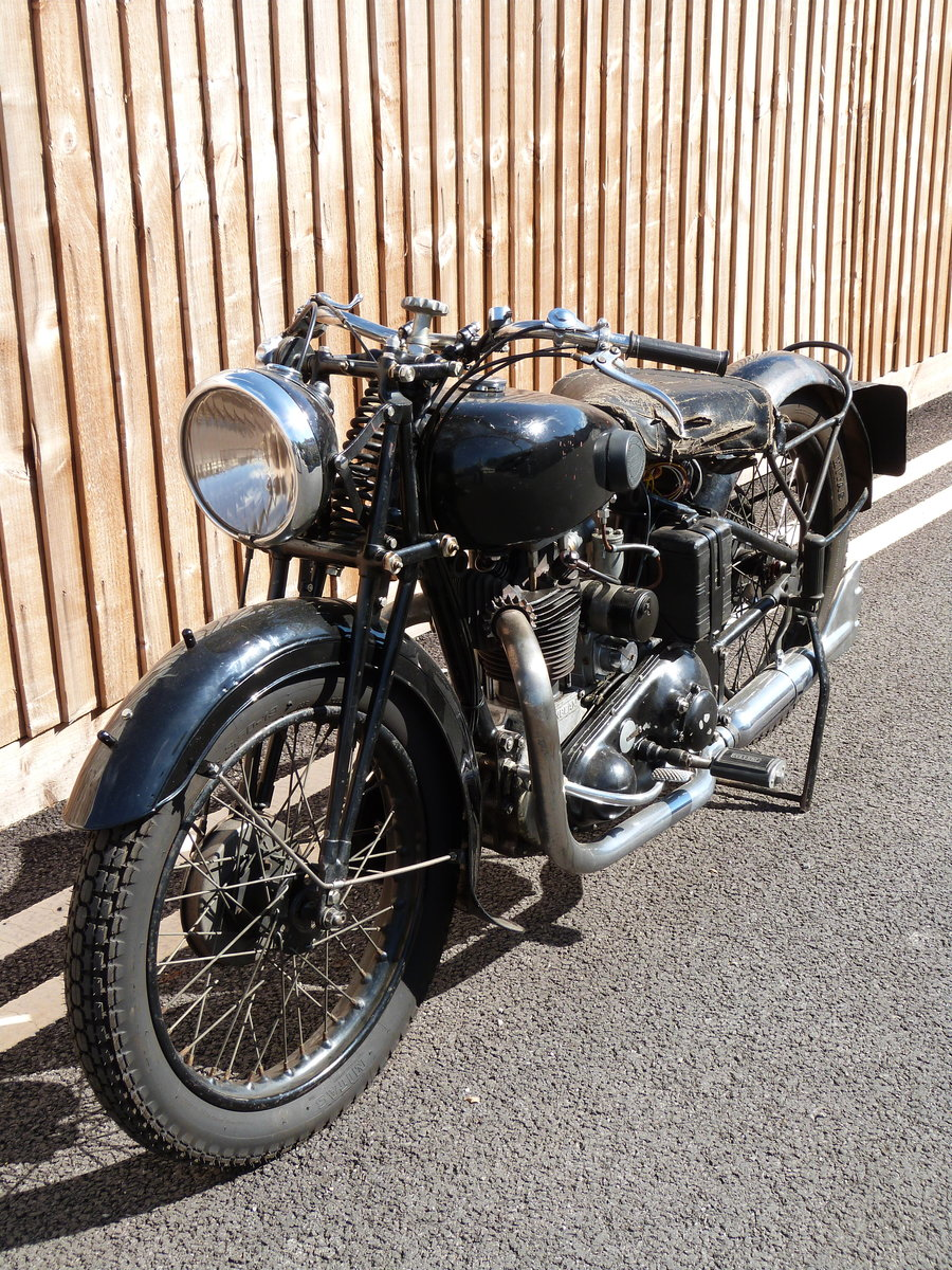 1935 Sunbeam Model 9 500cc OHV For Sale (picture 5 of 6)