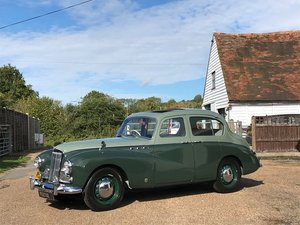 Picture of 1956 Sunbeam Mk111 (Talbot 90) For Sale