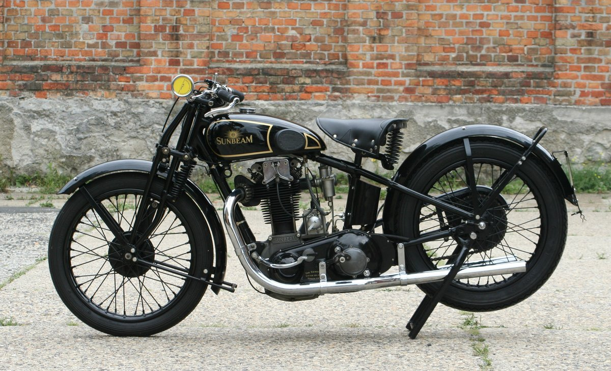 1929 Sunbeam Model 9 500cc OHV For Sale (picture 4 of 6)