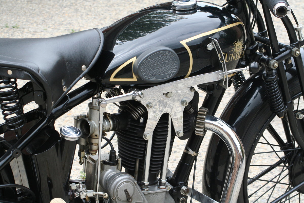 1929 Sunbeam Model 9 500cc OHV For Sale (picture 6 of 6)
