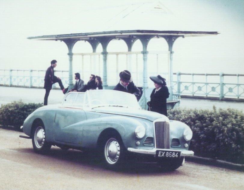 1954 Restored Sunbeam Alpine MK1 Convertible For Sale (picture 5 of 6)
