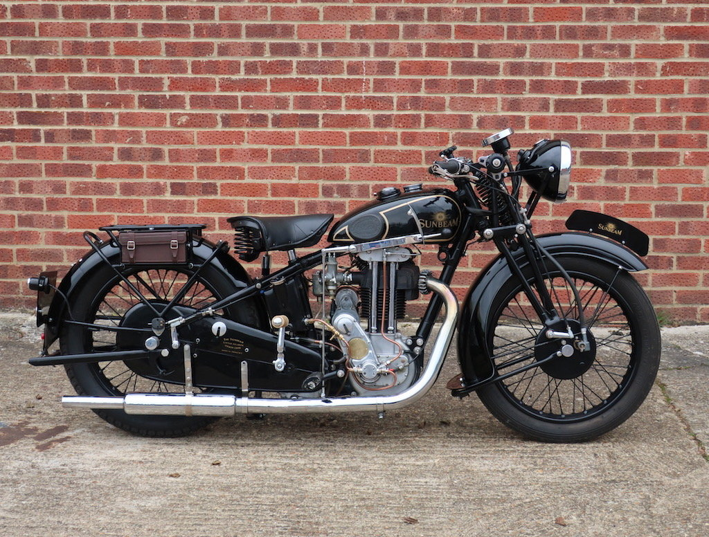 1929 Sunbeam Model 9A For Sale (picture 1 of 6)