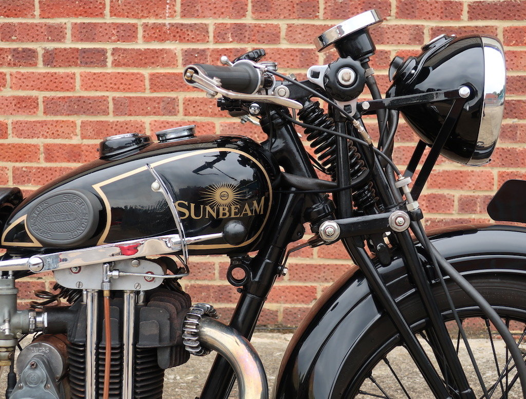 1929 Sunbeam Model 9A For Sale (picture 2 of 6)