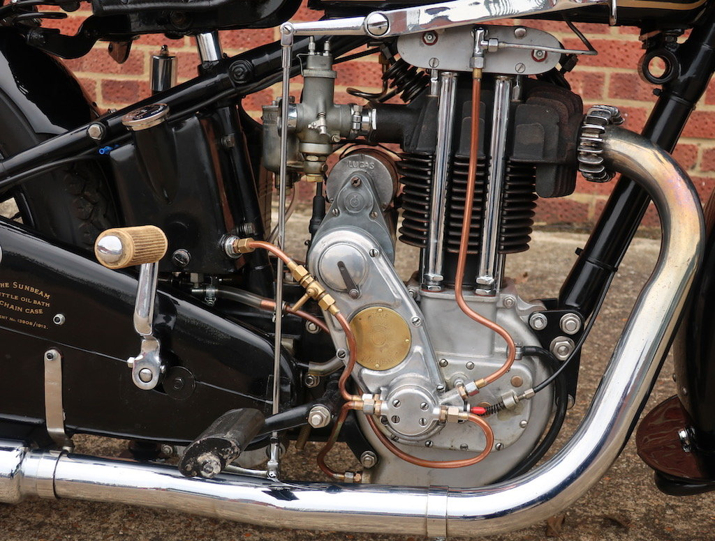 1929 Sunbeam Model 9A For Sale (picture 3 of 6)