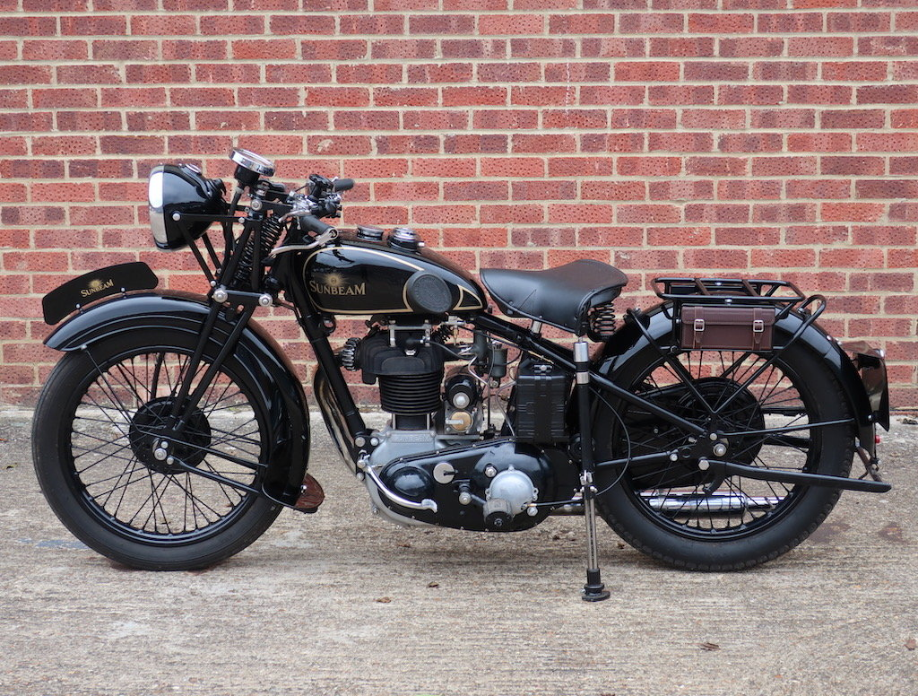 1929 Sunbeam Model 9A For Sale (picture 4 of 6)