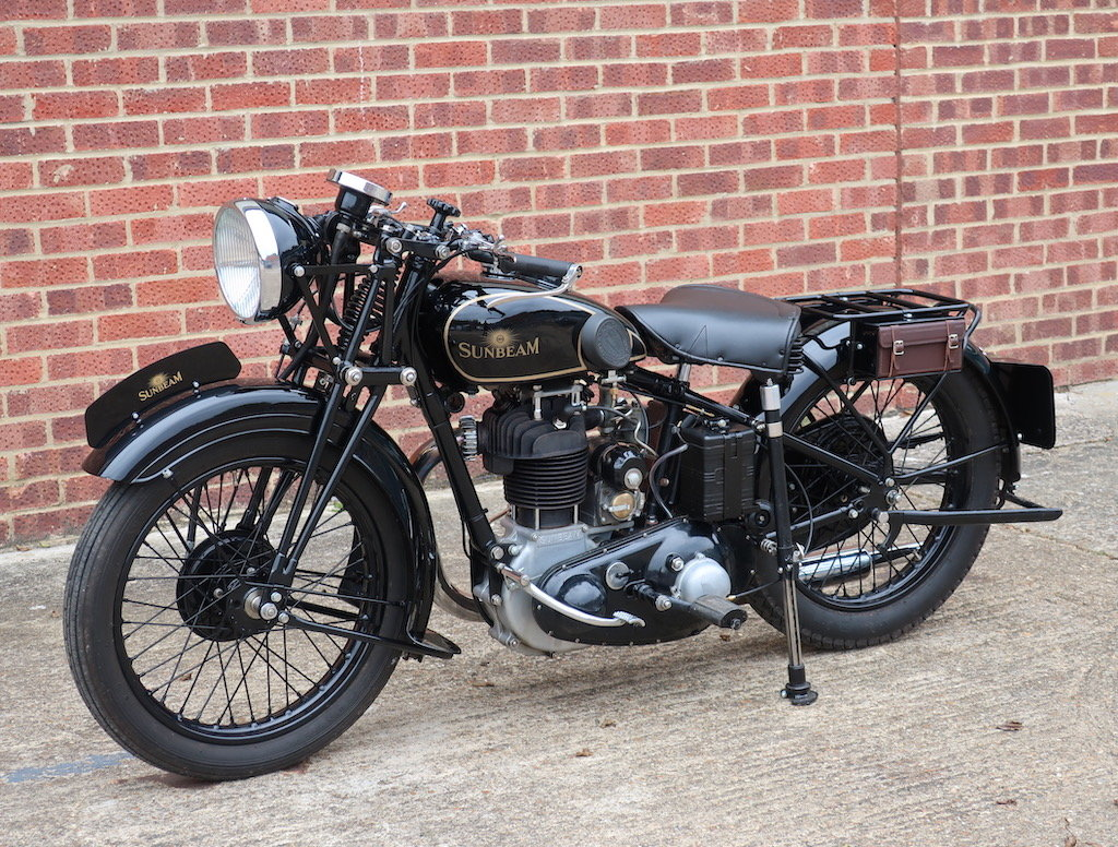 1929 Sunbeam Model 9A For Sale (picture 6 of 6)